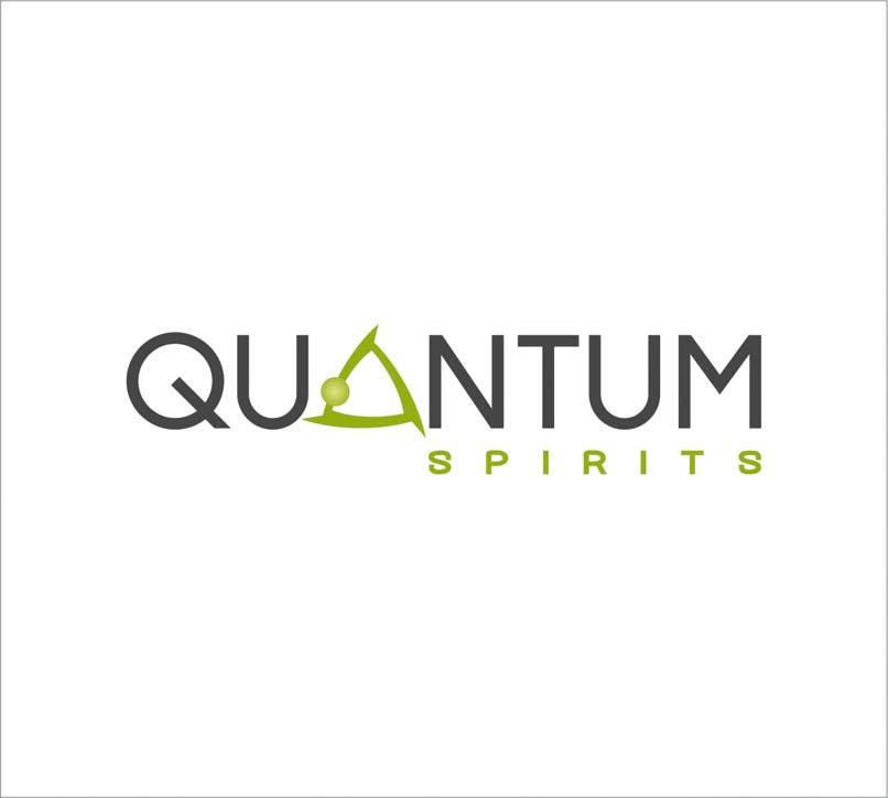 Bài tham dự cuộc thi #                                        36                                      cho                                         Logo for Quantum Spirits