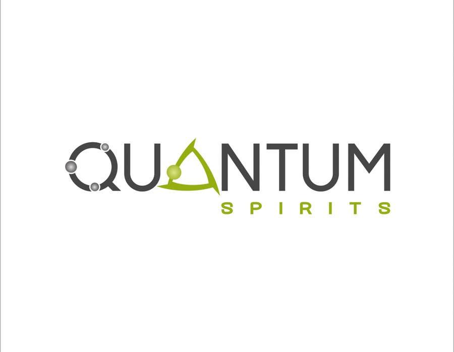 Bài tham dự cuộc thi #                                        59                                      cho                                         Logo for Quantum Spirits