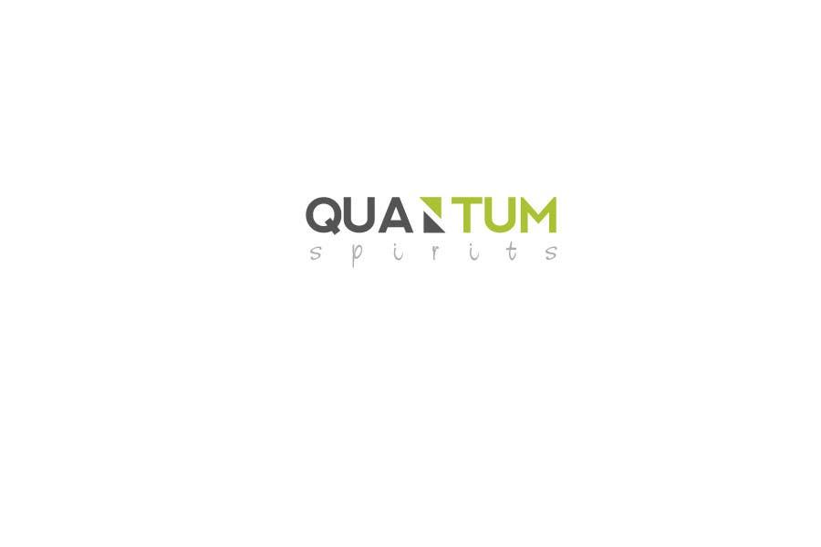 Bài tham dự cuộc thi #                                        21                                      cho                                         Logo for Quantum Spirits