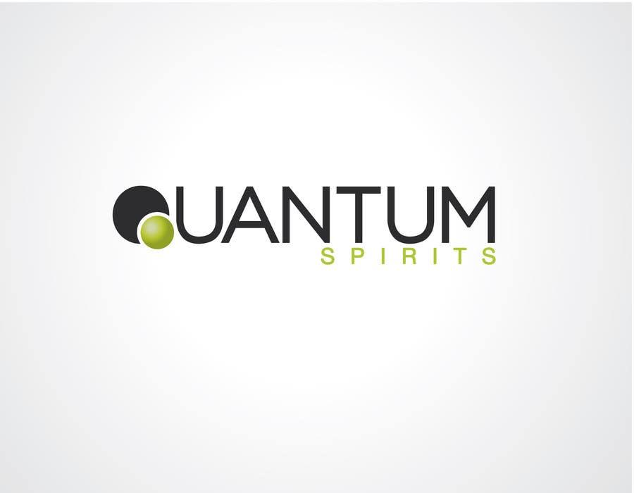 Bài tham dự cuộc thi #                                        54                                      cho                                         Logo for Quantum Spirits