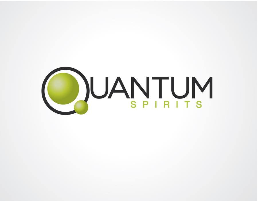 Bài tham dự cuộc thi #                                        66                                      cho                                         Logo for Quantum Spirits