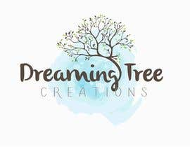#16 for Logo Design- Handmade Artisan Jewelry brand- Dreaming Tree Creations, natural look by biancajeswant