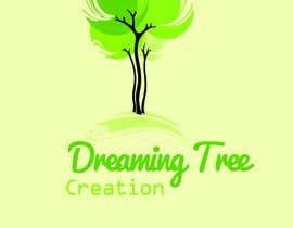#45 for Logo Design- Handmade Artisan Jewelry brand- Dreaming Tree Creations, natural look by raviraj26