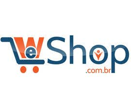 #92 for Design a Logo for WeShop.com.br af inspirativ