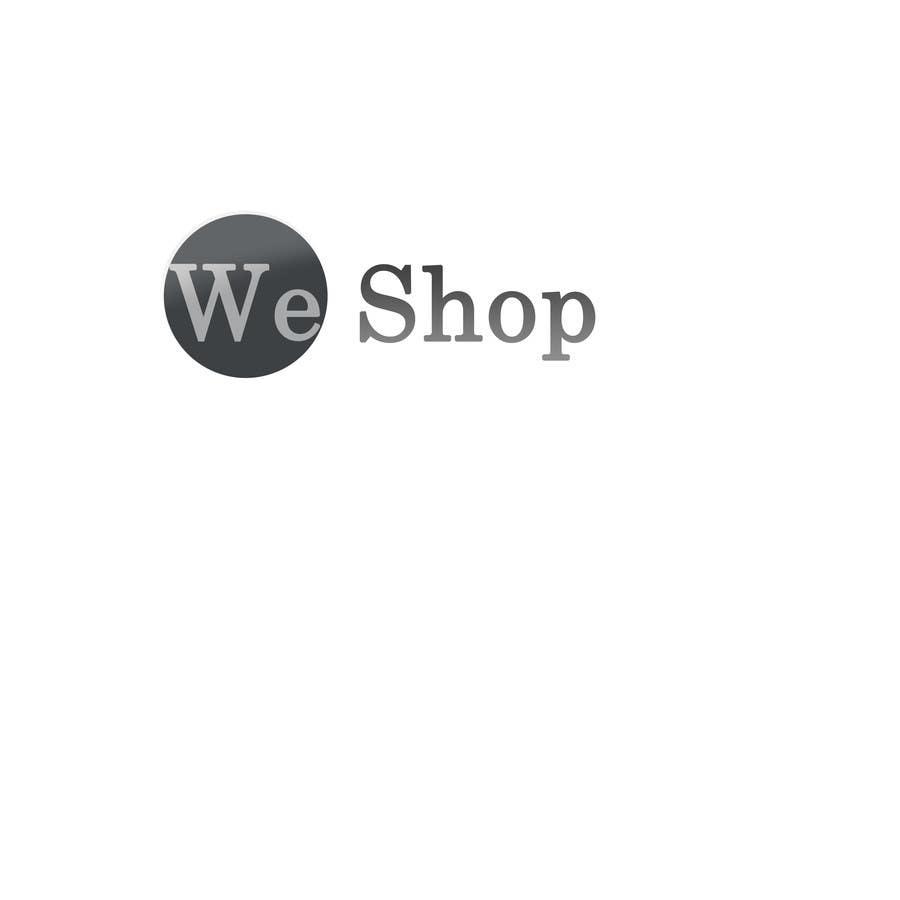 Konkurrenceindlæg #78 for Design a Logo for WeShop.com.br