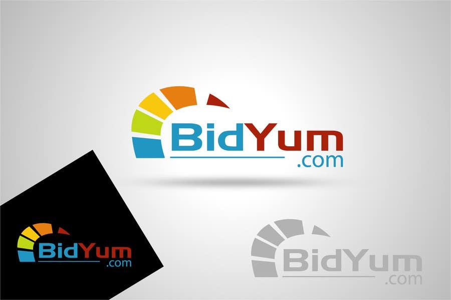 Bài tham dự cuộc thi #65 cho Design a Logo for BidYum.com