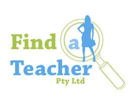 "#4 untuk Design a Logo for ""Find a Teacher"" company oleh templatesale"