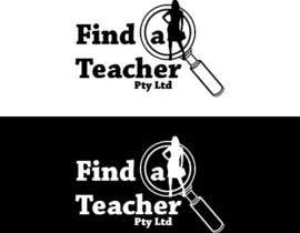 "#50 untuk Design a Logo for ""Find a Teacher"" company oleh templatesale"