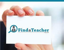 "nº 15 pour Design a Logo for ""Find a Teacher"" company par alexandracol"