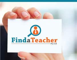 "nº 18 pour Design a Logo for ""Find a Teacher"" company par alexandracol"