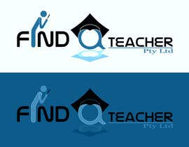 "#46 para Design a Logo for ""Find a Teacher"" company por KhalfiOussama"