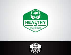 #164 for Design a Logo for A Healthy Snack Website by HammyHS