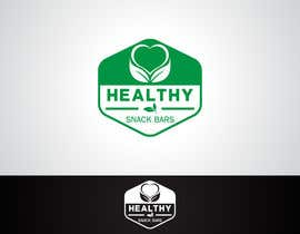 #165 untuk Design a Logo for A Healthy Snack Website oleh HammyHS