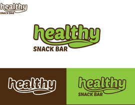 #14 untuk Design a Logo for A Healthy Snack Website oleh alexandracol
