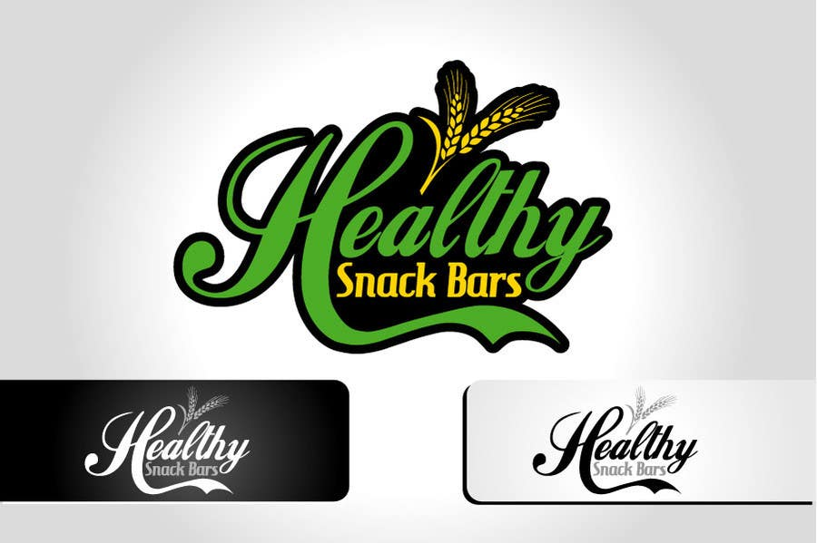 #56 for Design a Logo for A Healthy Snack Website by creativdiz
