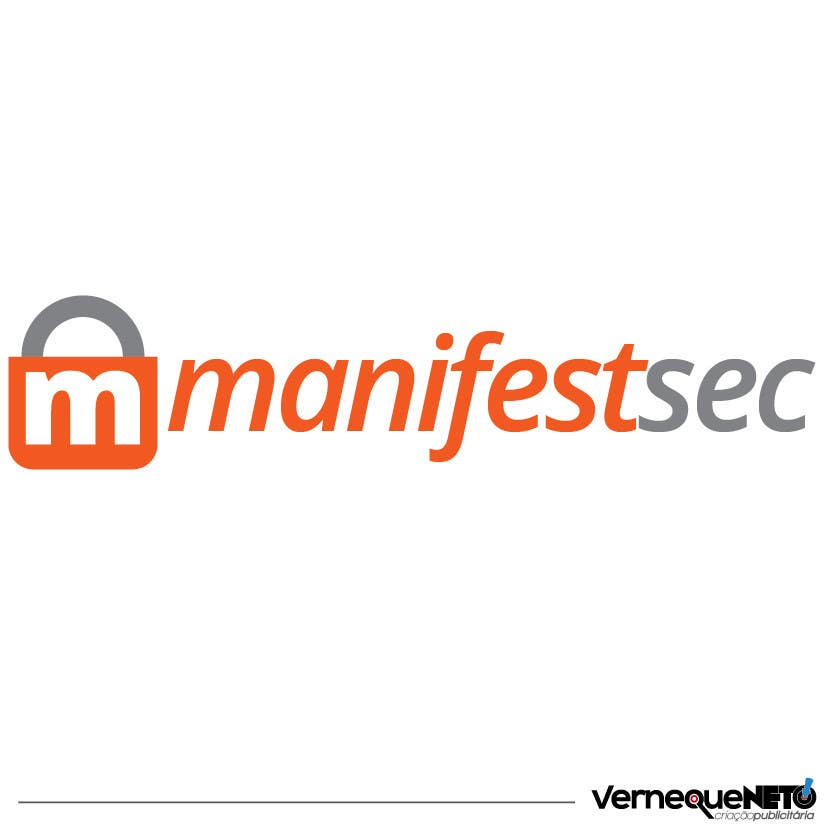 """Inscrição nº 114 do Concurso para """"Manifest Security"""" Logo"""