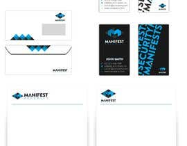 "#43 for ""Manifest Security"" Logo by catalins"