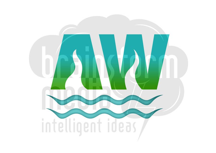 #59 for Design a Logo for Aquarian Waterfall by kuki2301