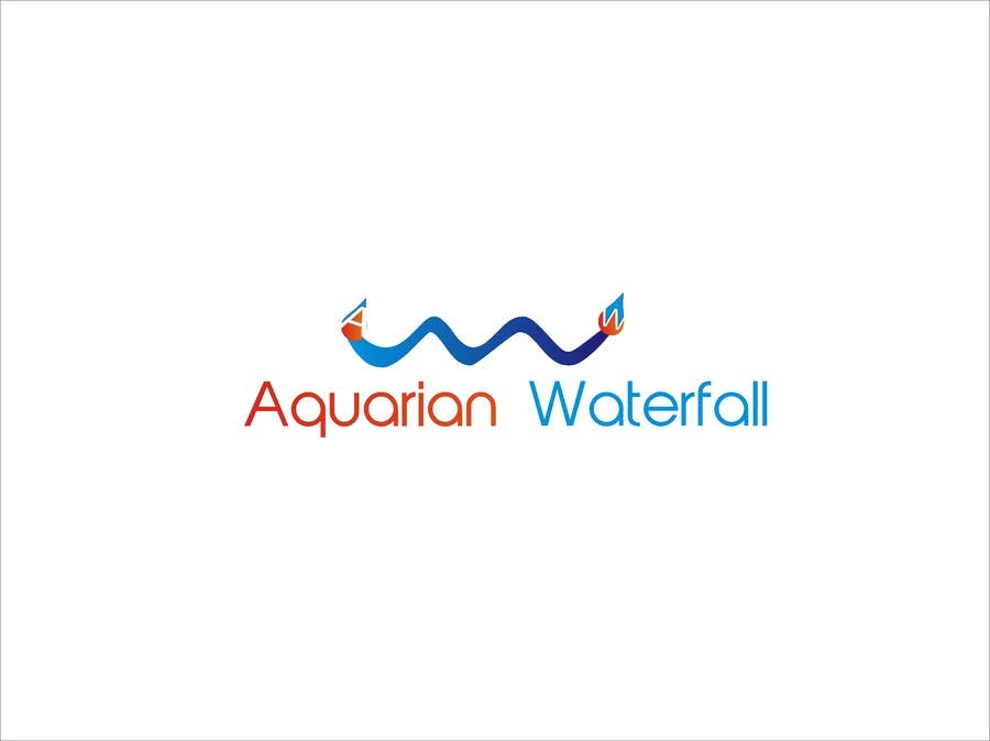 Proposition n°100 du concours Design a Logo for Aquarian Waterfall