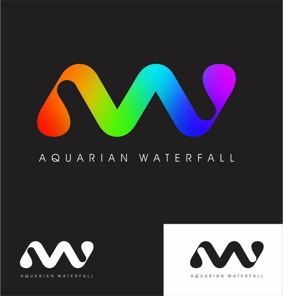 Proposition n°84 du concours Design a Logo for Aquarian Waterfall