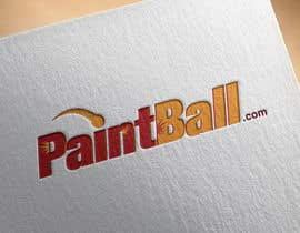 #156 for Needed, killer logo for PaintBall.com by antonio14