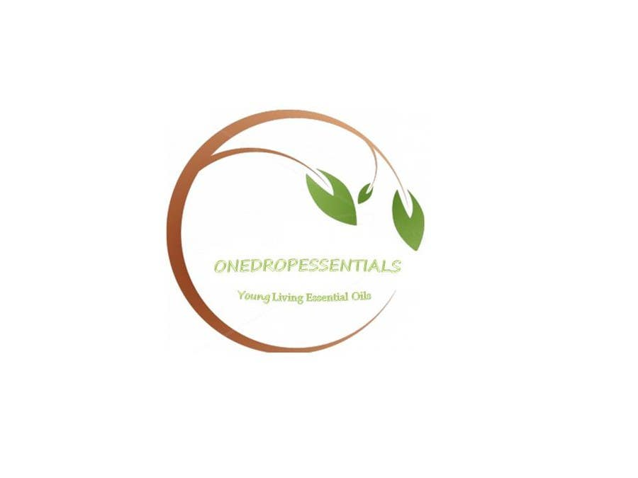 Contest Entry 18 For Essential Oil Business Name And Logo Design