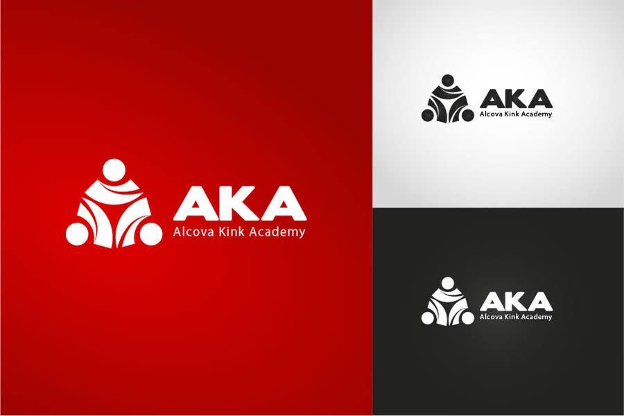 #599 for Design a logo for AKA Alcova Kink Academy by mdimitris