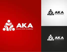 #599 for Design a logo for AKA Alcova Kink Academy af mdimitris