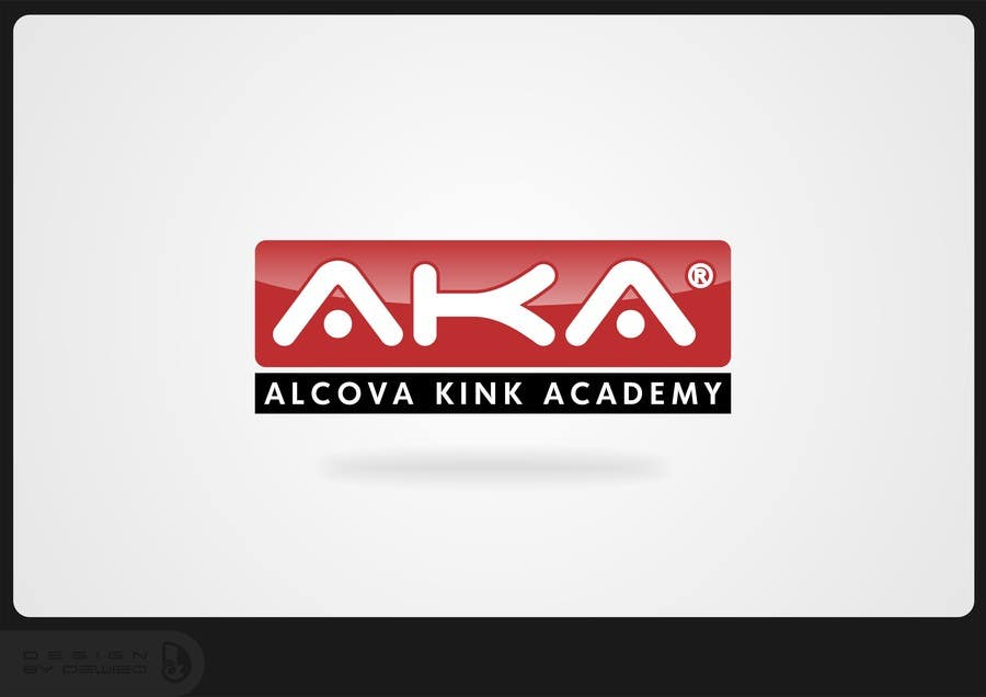 #462 for Design a logo for AKA Alcova Kink Academy by Dewieq