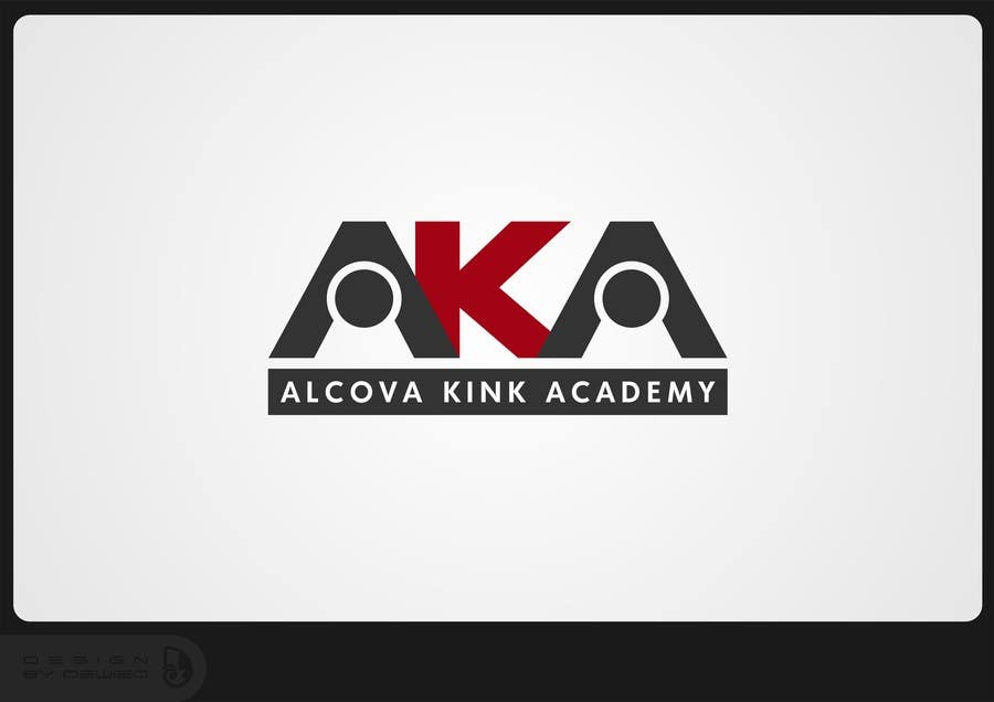 #663 for Design a logo for AKA Alcova Kink Academy by Dewieq