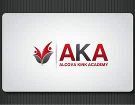 #557 for Design a logo for AKA Alcova Kink Academy af brandcre8tive