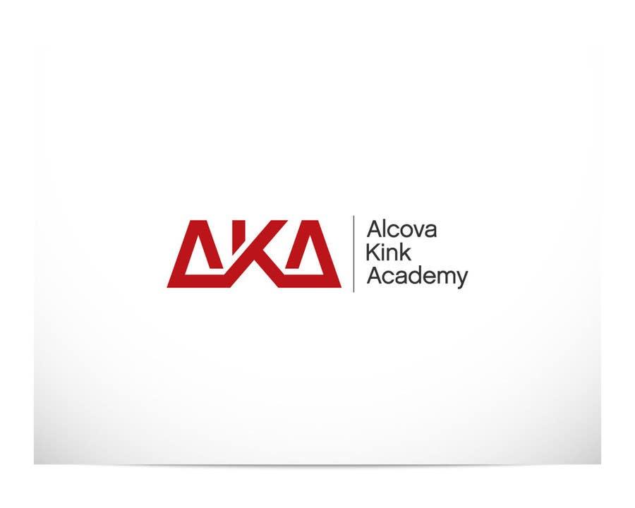 #114 for Design a logo for AKA Alcova Kink Academy by dzenomon