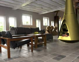 #10 for Need to Design a Gold Version of a Fireplace af umamaheswararao3