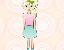 #26 cho Design a GIRL ILLUSTRATION for via cacao bởi gldhN