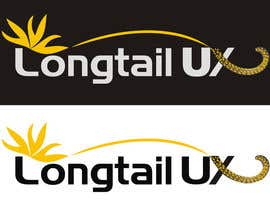 #13 para Design a Logo for Longtail UX por maspe39i