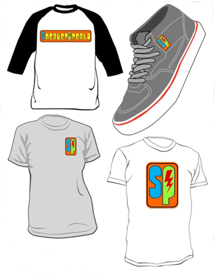 Bài tham dự cuộc thi #                                        53                                      cho                                         My Sneaker business called SneakerPresto i need LOGO