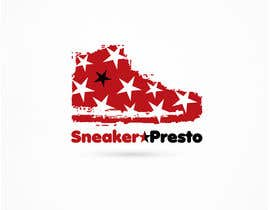 #32 for My Sneaker business called SneakerPresto i need LOGO af wavyline