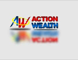 nº 42 pour Update a Logo for Action Wealth par ravisankarselvam