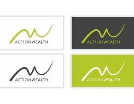 nº 51 pour Update a Logo for Action Wealth par STUDIO510