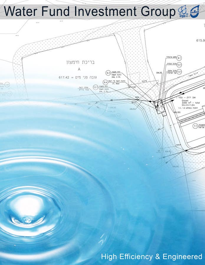 Contest Entry #                                        39                                      for                                         Folder Graphic Design for Water Technology Exhibition