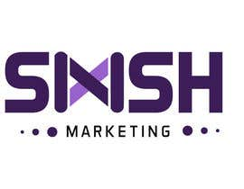 #59 para Logo Design for SIXISH Marketing por thimsbell