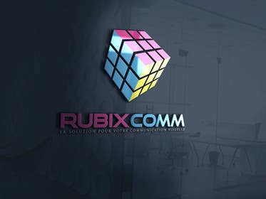 nº 3 pour Design logo Rubix Comm par sayuheque