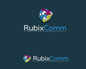 nº 33 pour Design logo Rubix Comm par sayuheque