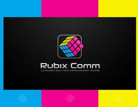 #61 for Design logo Rubix Comm by vickysmart