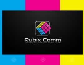 nº 61 pour Design logo Rubix Comm par vickysmart