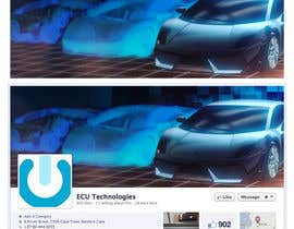 #7 untuk Design a Facebook landing page for ECU Technologies oleh richardwall