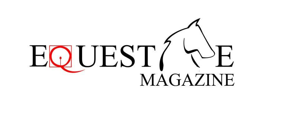 Proposition n°38 du concours Design a Logo for Magazine