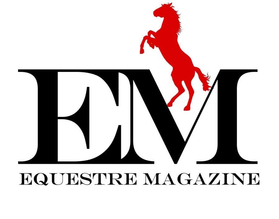 Proposition n°4 du concours Design a Logo for Magazine