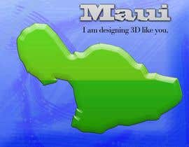 #4 para I need some Graphic Design for maui map por sanart