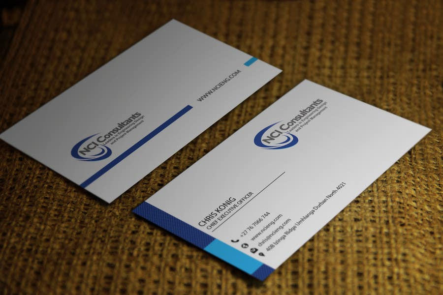 Entry #6 by sunnyw for Design a letter head and business cards for a ...
